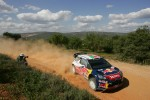 Sebastien Ogier and Julien Ingrassia and Citroen DS3 WRC, Citroen Total World Rally Team