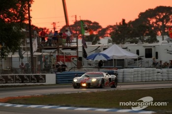 #004 Robertson Racing Doran Ford GT: David Murry, Anthony Lazzaro, Colin Braun