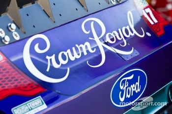 Car detail, Matt Kenseth, Roush Fenway Racing Ford