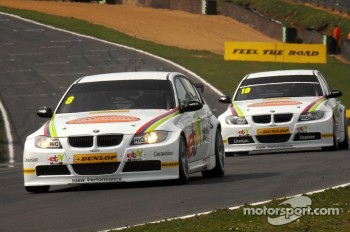 Robert Collard and Nick Foster, WSR