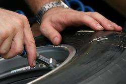 Williams F1 Team mechanic