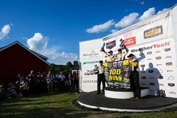 Winner GTLM: #4 Corvette Racing Chevrolet Corvette C7.R: Oliver Gavin, Tommy Milner