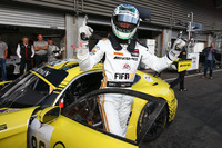BES Foto - Polesitter #86 AMG-Team HTP Motorsport, Mercedes-AMG GT3: Maximilian Götz