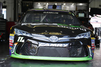 NASCAR Sprint Cup Foto - Denny Hamlin, Joe Gibbs Racing Toyota