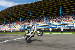 Motocross demonstration