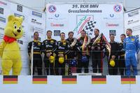 VLN Photos - Podium after the race