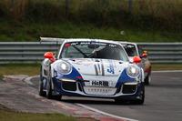 VLN Photos - Klaus Landgraf, Markus Schmickler, Stefan Schmickler, Porsche 911 GT3 Cup