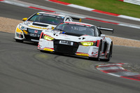 VLN Photos - Ronnie Saurenmann, 'G. Tonic', Andreas Ziegler, Audi R8 LMS