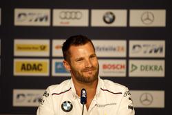 Pressekonferenz: Martin Tomczyk, BMW Team Schnitzer, BMW M4 DTM