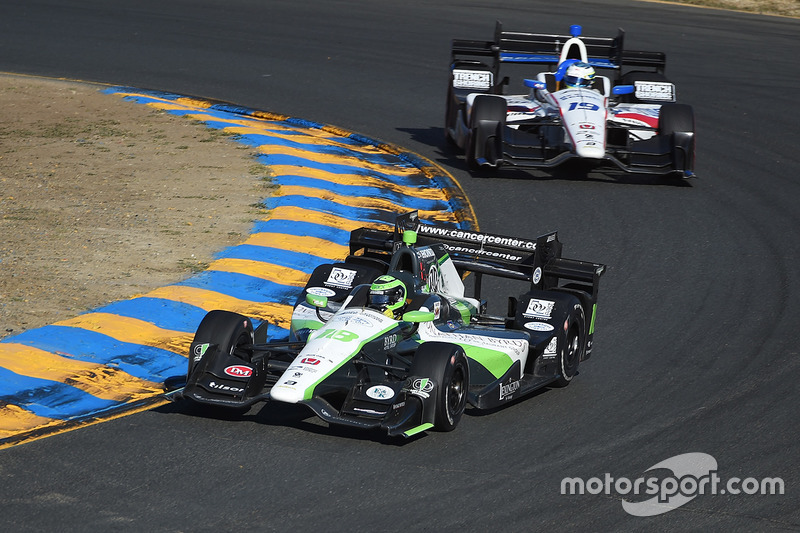 Dale Coyne Racing - Honda