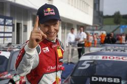 Sieger Mattias Ekström, Audi Sport Team Abt Sportsline, Audi A5 DTM