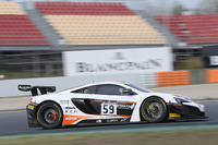 BSS Foto - #59 Garage 59 McLaren 650S GT3: Martin Plowman, Andrew Watson