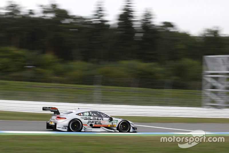 9. Robert Wickens, Mercedes-AMG Team HWA, Mercedes-AMG C63 DTM