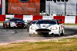 #7 Young Driver AMR Aston Martin DB9: Alex Müller, Tomas Enge
