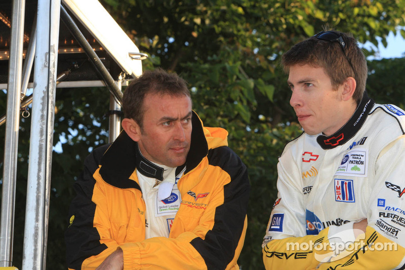 Olivier Beretta and Tom Milner