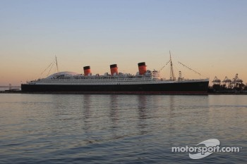 RMS Queen Mary, retired ocean liner