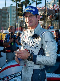 PC class winner Gunnar Jeannette