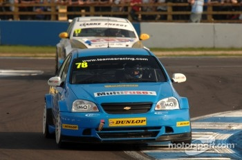 Chris James, ES Racing