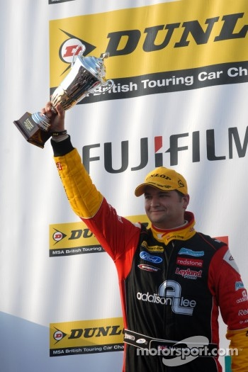 Independent Winner Mat Jackson, Airwaves Racing