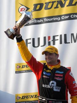 Independent Winner Mat Jackson, Airwaves Racing