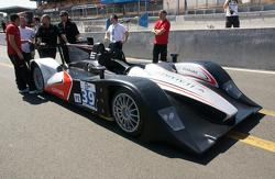 #39 Pecom Racing Lola B11/40-Judd BMW