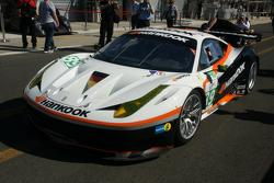 #89 Hankook - Team Farnbacher Hankook Ferrari 458 Italia