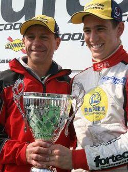 Lucas Foresti and Roberto Moreno