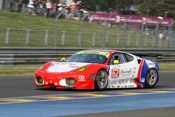 #62 CRS Racing Ferrari F430: Pierre Ehret, Shaun Lynn, Roger Wills, Andrew Kirkaldy