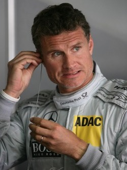 David Coulthard, Muecke Motorsport, Portrait