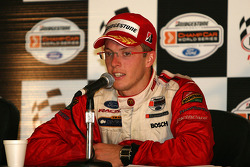 Press conference: race winner and Champ Car World Series 2005 champion Sébastien Bourdais