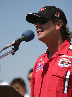 Molson Indy 2005 media event: Jimmy Vasser