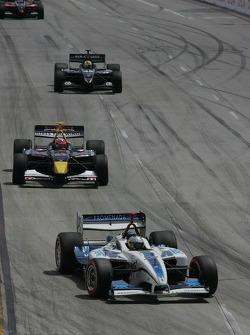 Pace lap: Mario Dominguez