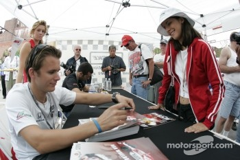 Jackson RaceWeek Festival: Dan Wheldon