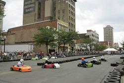 Jackson RaceWeek Festival: go-kart race