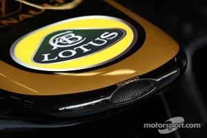Renault Lotus nose cone