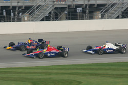 Alex Barron, Roger Yasukawa and Ed Carpenter