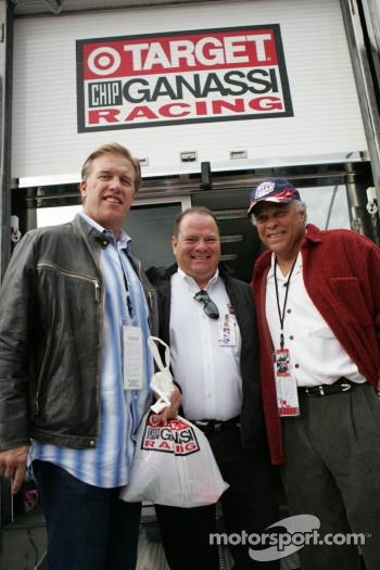 Chip Ganassi and friends