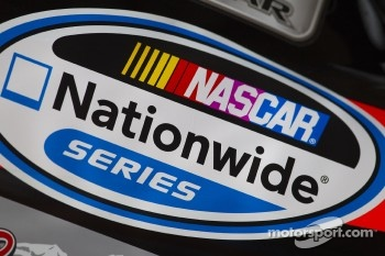 NASCAR Nationwide Series signage