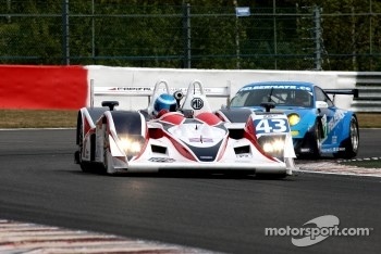 #43 RLR msport MG Lola EX265-AER: Barry Gates, Rob Garofall, Simon Phillips