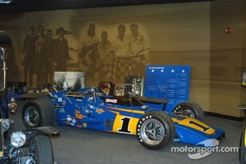 Al Unser, Sr.'s Johnny Lightning Special PJ Colt