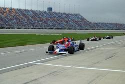 Marco Andretti on pitlane