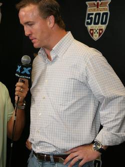 Indianapolis quarterback Peyton Manning