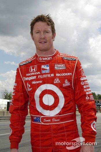 Scott Dixon wants three in a row