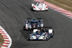 #91 Hope Racing Formula Le Mans Oreca-09: Luca Moro, Zhang Shan Qi, Nicolas Marroc