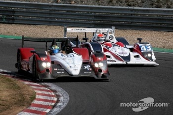 #40 Race Performance Oreca 03-Judd: Michel Frey, Ralph Meichtry, Marc Rostan