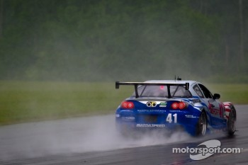 #41 Dempsey Racing Mazda RX-8: Dane Cameron, James Gue