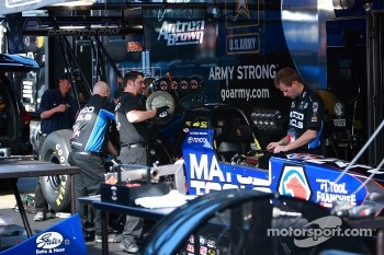Antron brown's crew at work