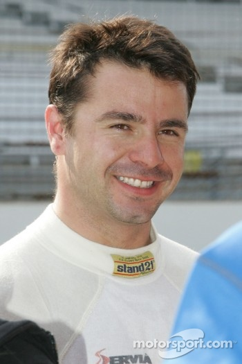 Oriol Servia, Newman / Haas Racing