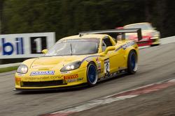 Mike Skeen, Chevrolet Corvette ZO6