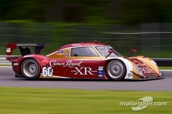 #60 Michael Shank Racing Ford Riley: Oswaldo Negri, John Pew
